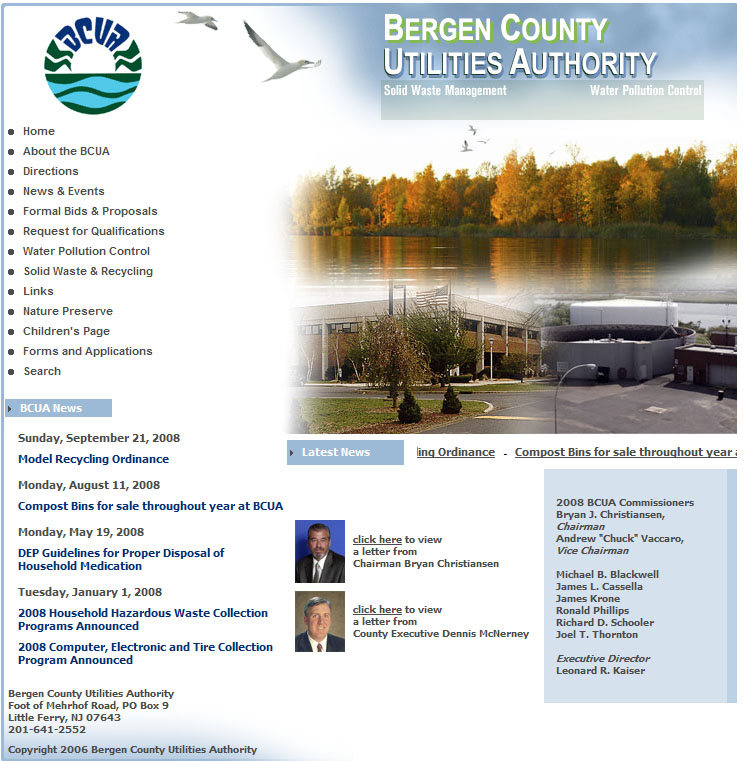 Bergen County Utilities Authority