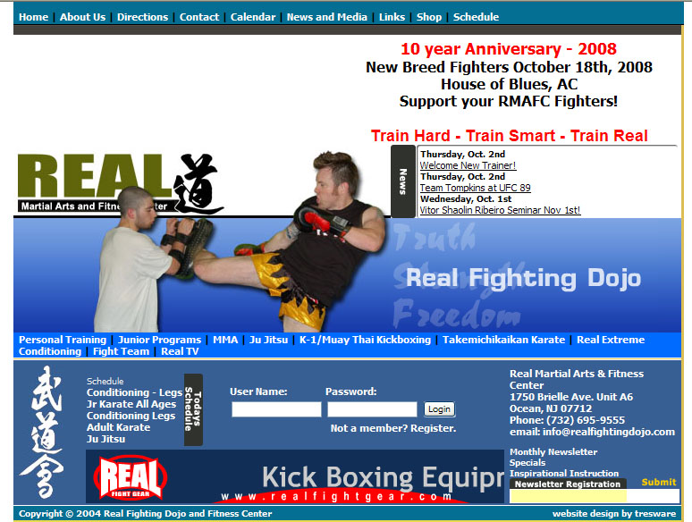 Real Fighting Dojo